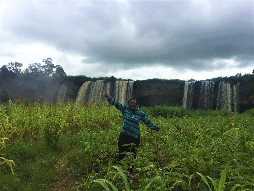 MATSIRGA WATERFALLS | The Ajala Bug