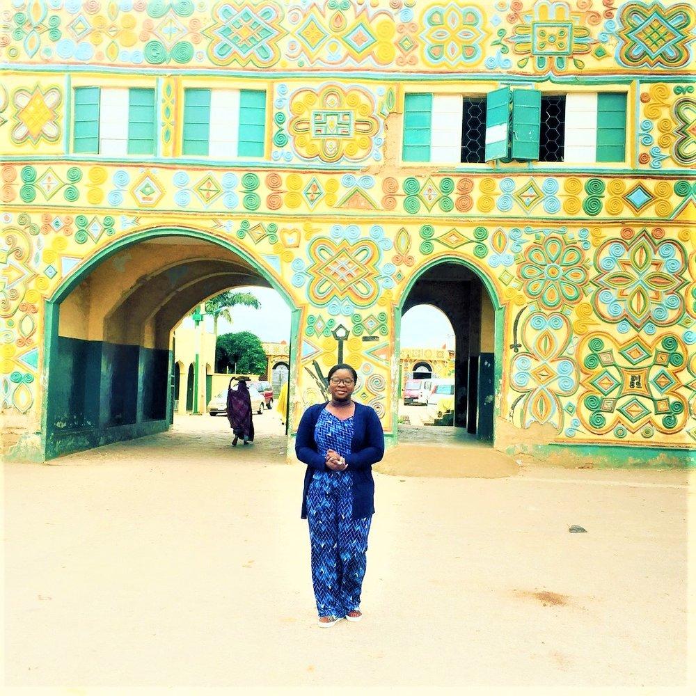 EMIR OF ZARIA PALACE | The Ajala Bug