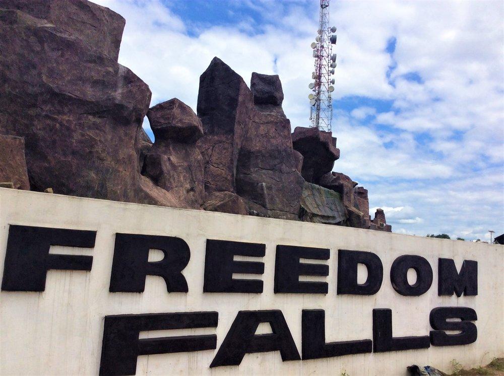 FREEDOM PARK | The Ajala Bug