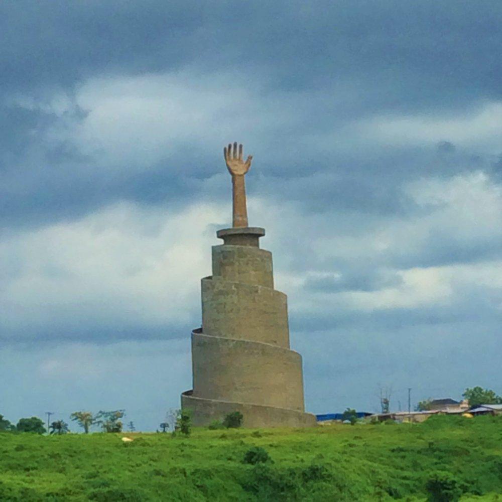 AKACHI MONUMENT | The Ajala Bug
