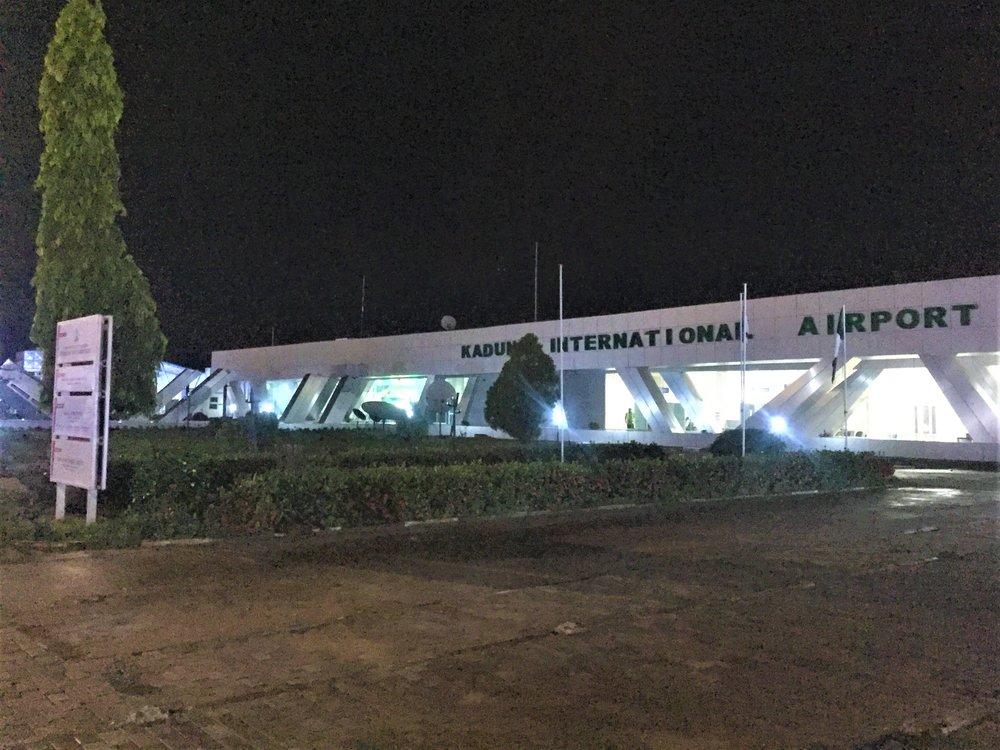 KADUNA INTERNATIONAL AIRPORT | The Ajala Bug