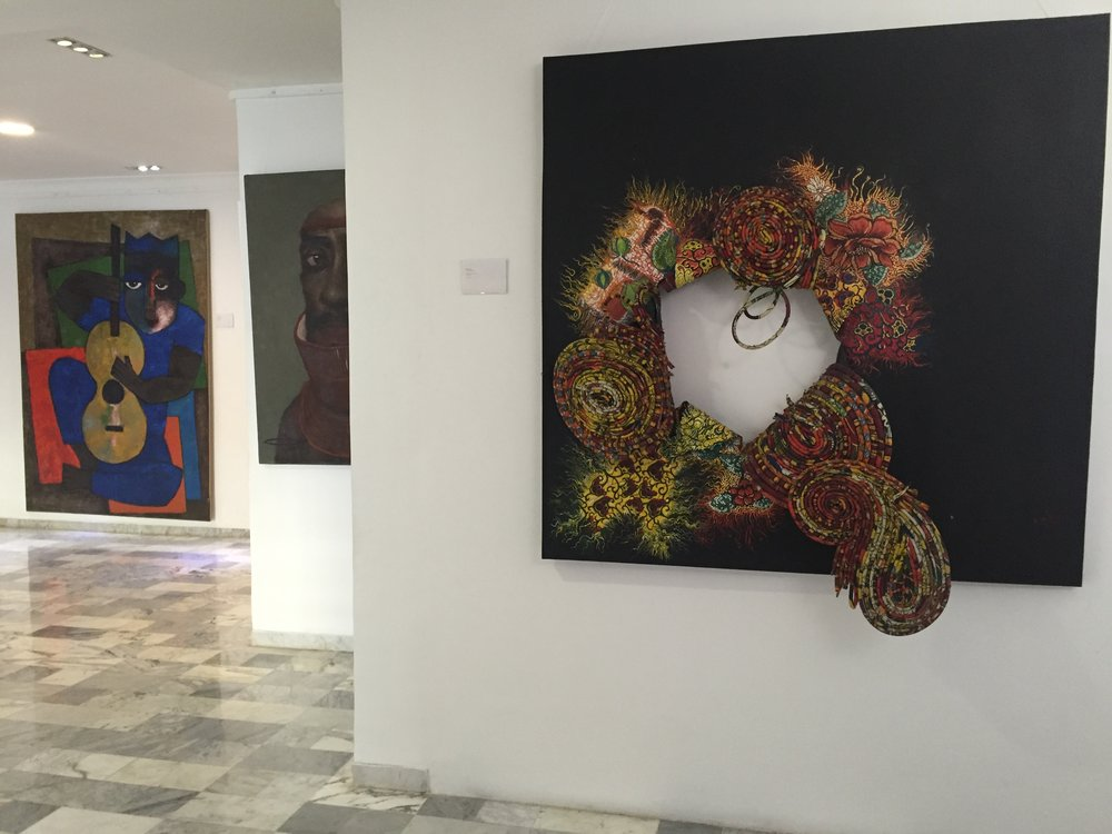 Red Door Gallery | The Ajala Bug