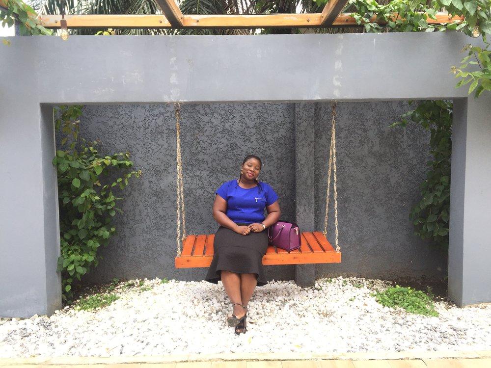 The Backyard | The Ajala Bug