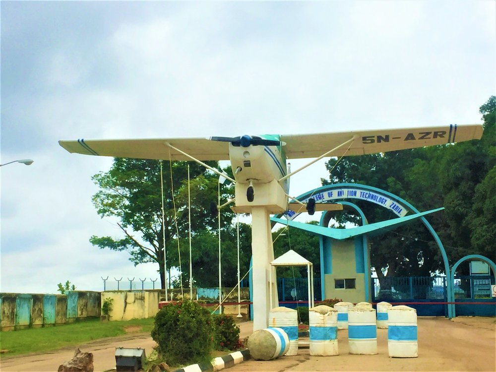 NIGERIA COLLEGE OF AVIATION TECHNOLOGY | The Ajala Bug