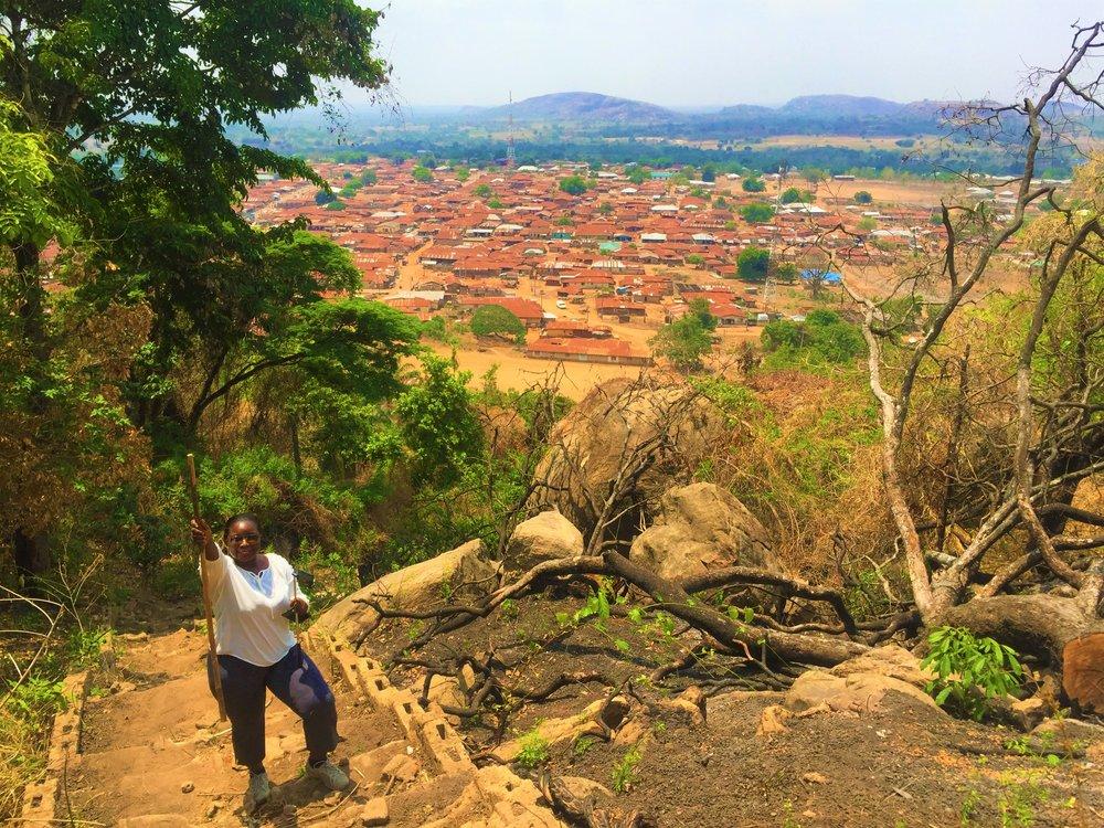 AWO-AWAYE MOUNTAIN | The Ajala Bug