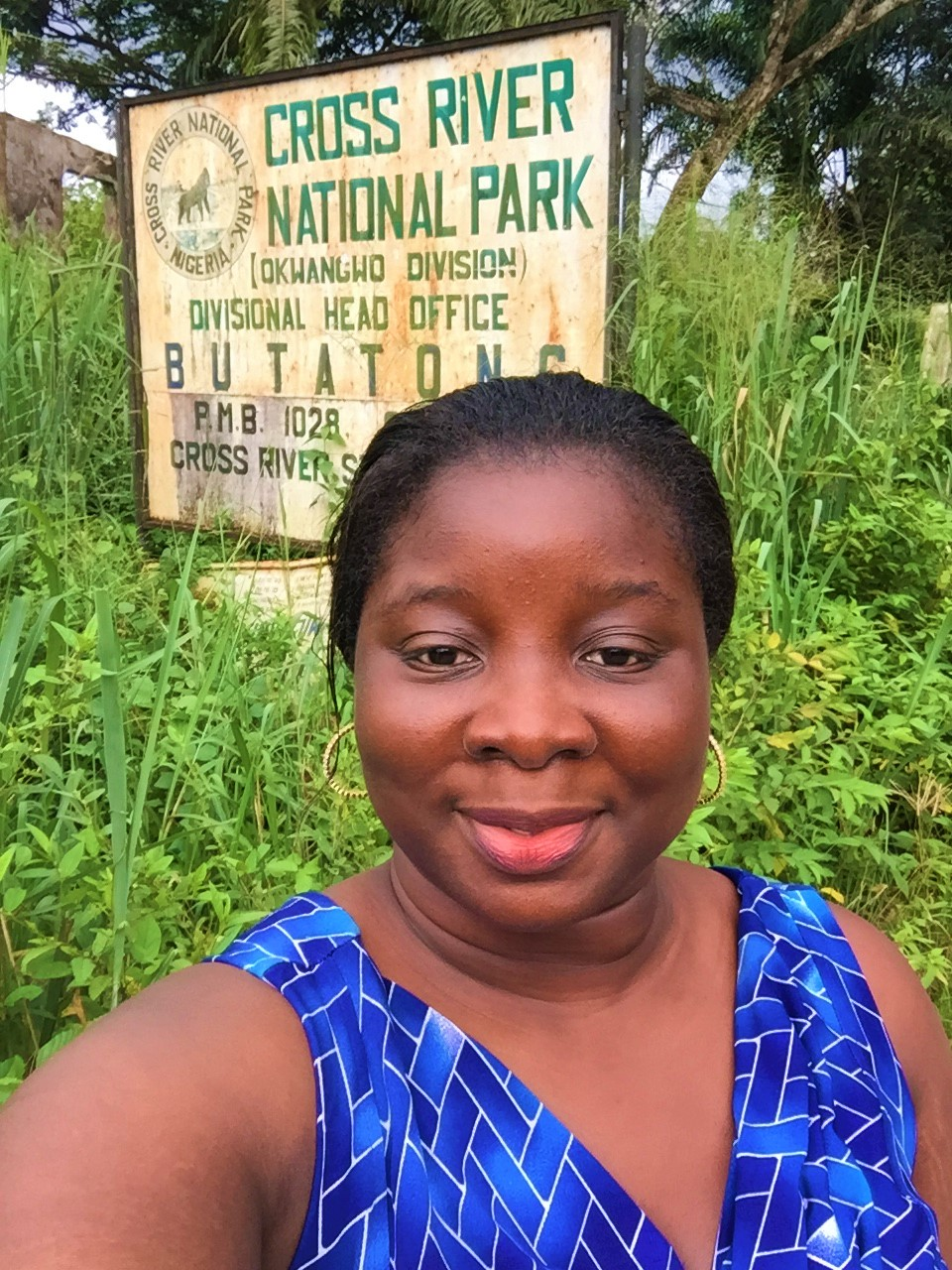 NATIONAL PARK, CROSS RIVER