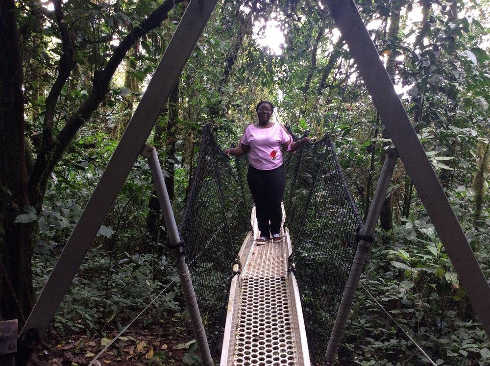 OBUDU MOUNTAIN RESORT | The Ajala Bug| CANOPY WALKWAY