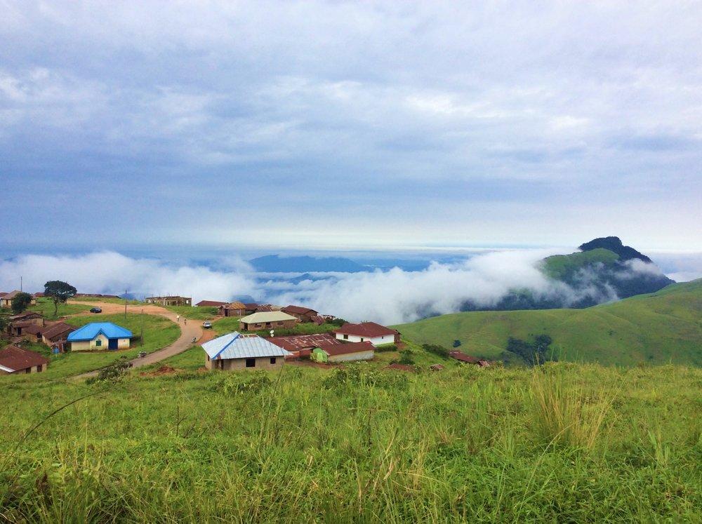 LION MOUNTAIN | Obudu Consravtive Center