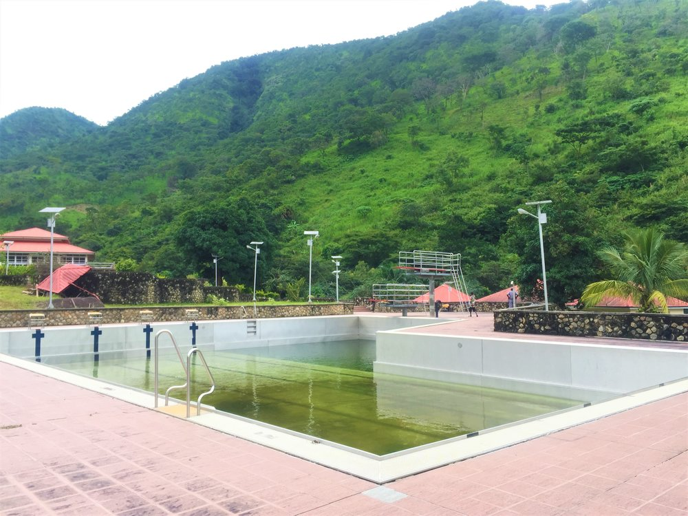 SWIMMING POOL WITH POTENTIALS | Obudu Mountain Resort