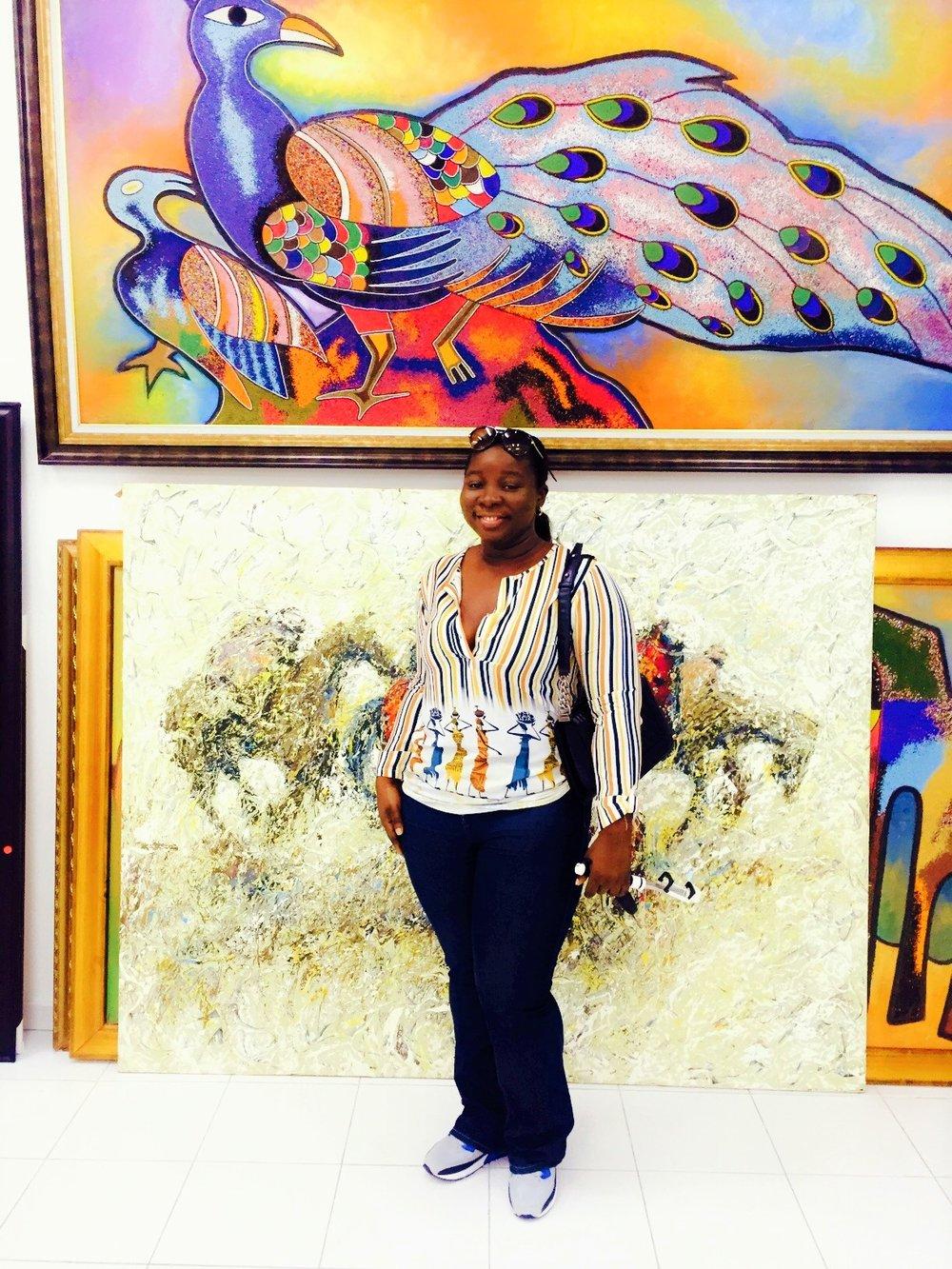 Nike Art Gallery | The Ajala Bug
