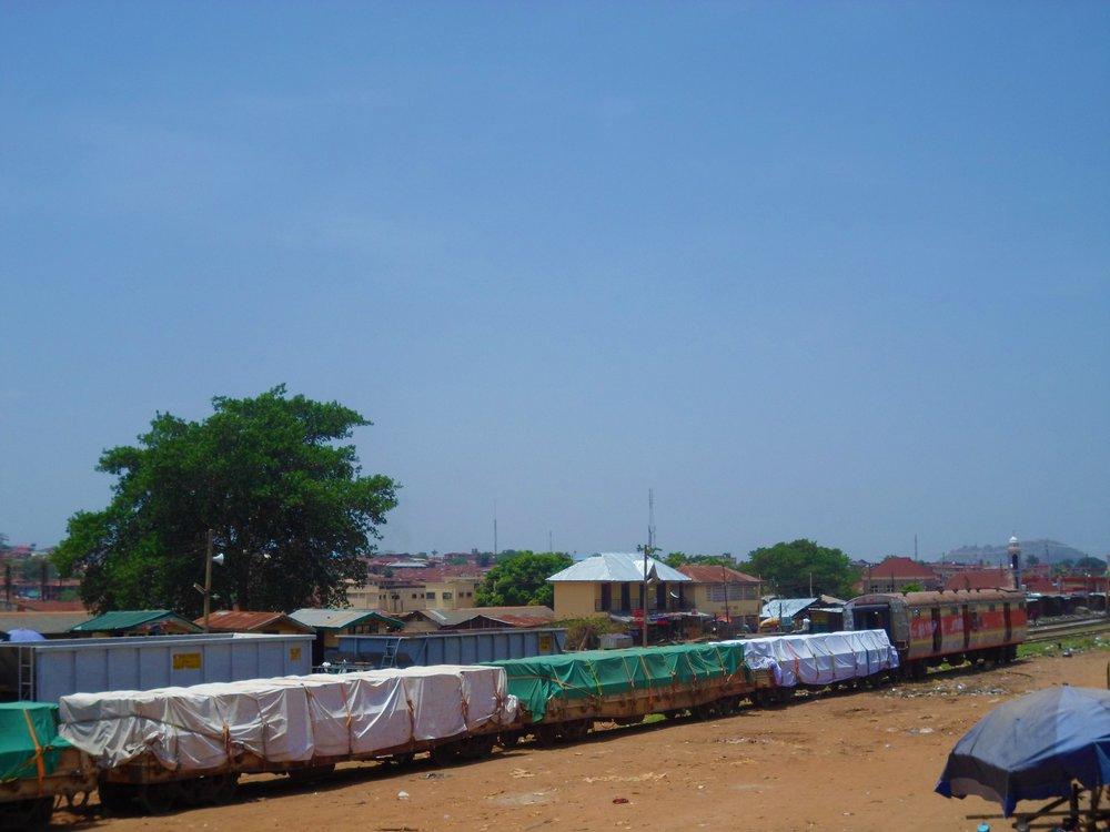 RAIL FREIGHT TRANSPORT.
