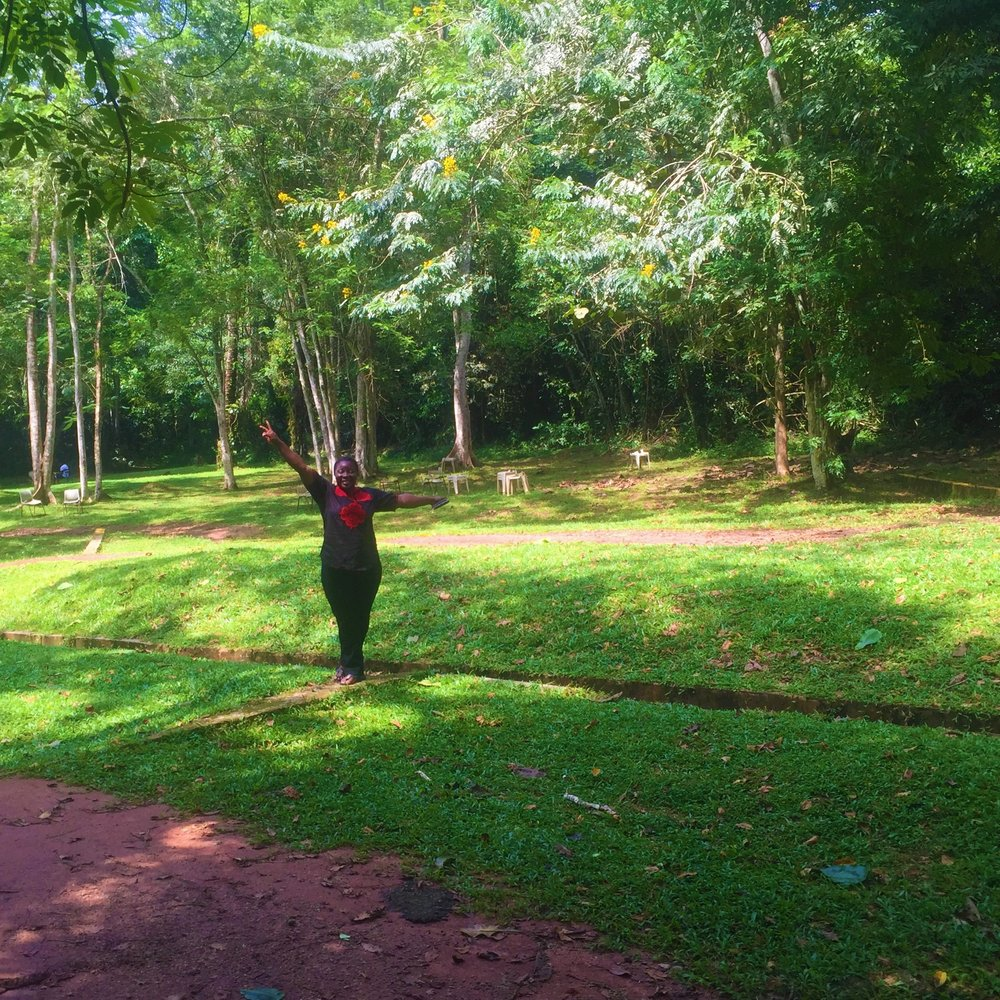 OGBA ZOO AND NATURE PARK | The picnic area