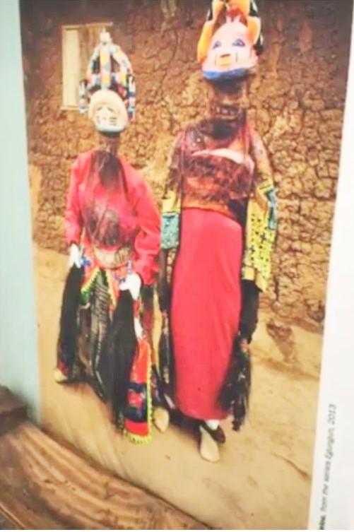 Benin Republic Masqueruedes