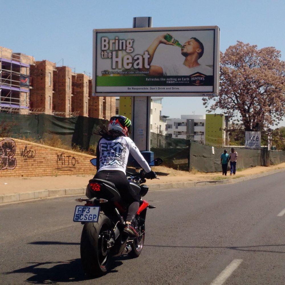 Tour of Johannesburg