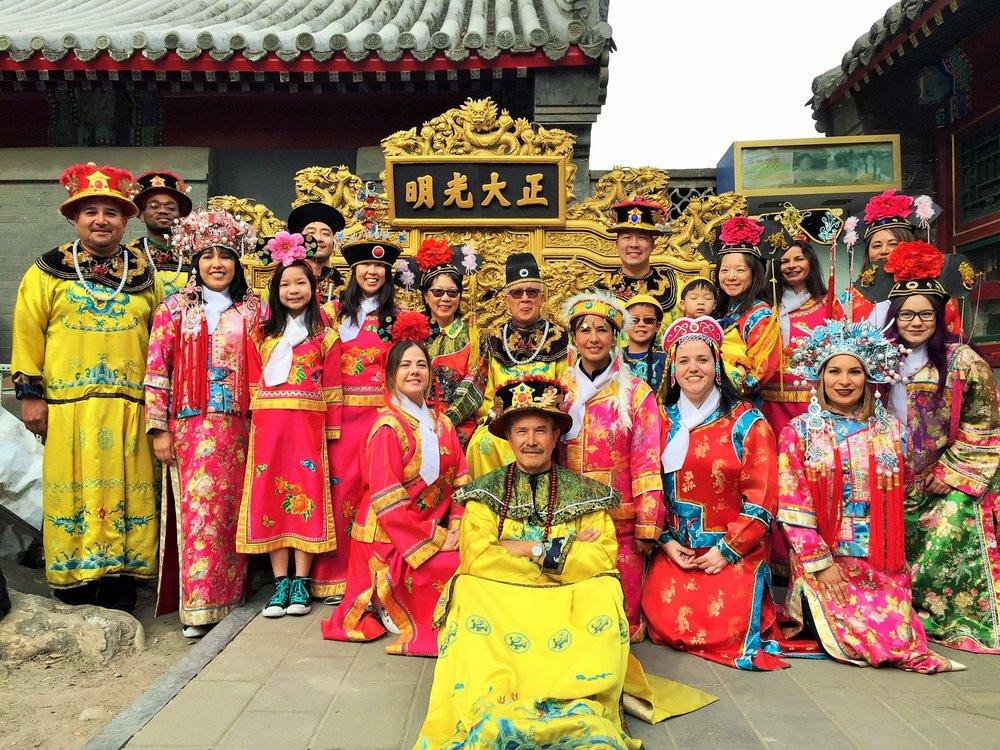 The Lee-Ysusi Dynasty