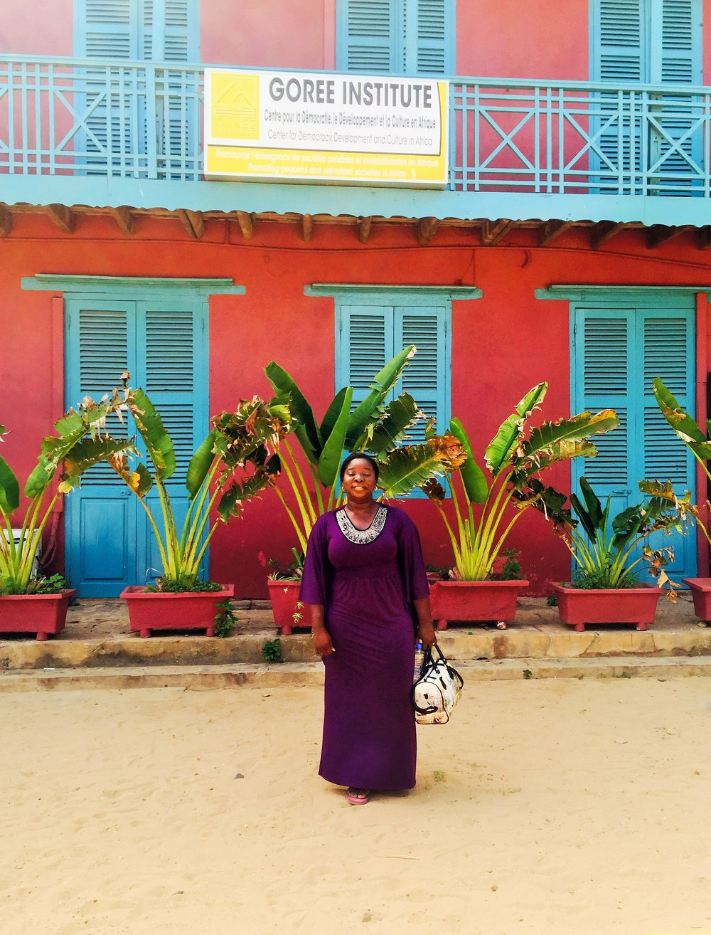 Goree Island | The Ajala Bug