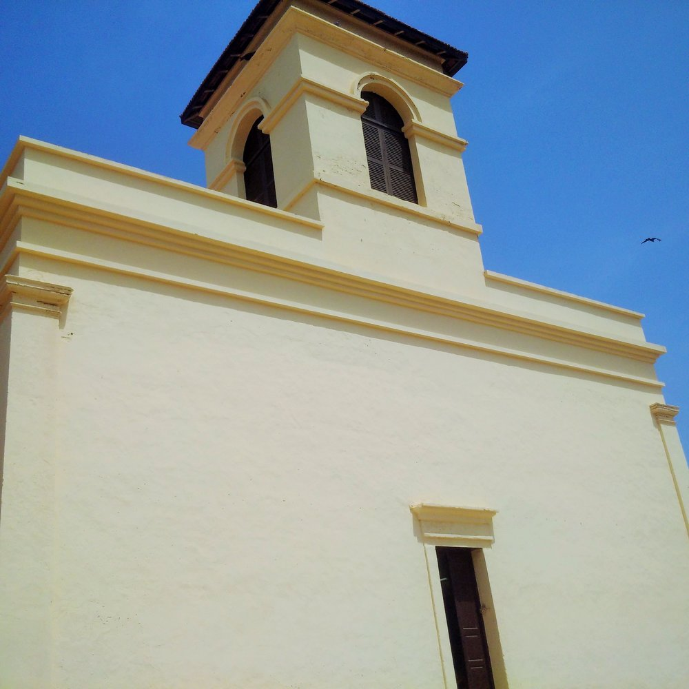 The Church at Goree Island