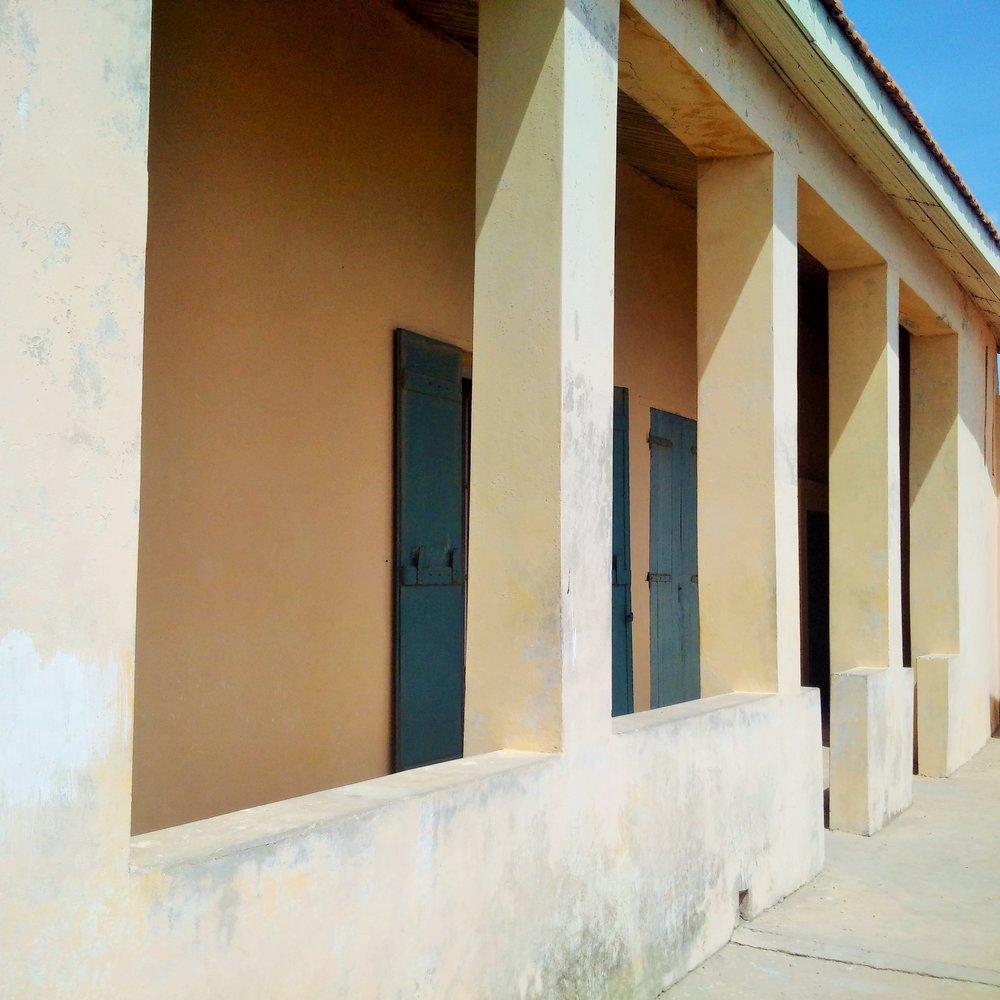 Slave masters house | Goree Island