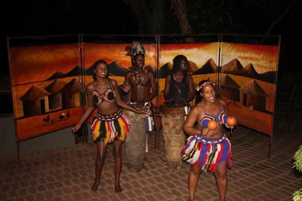 Drum show | Zimbabwean experience