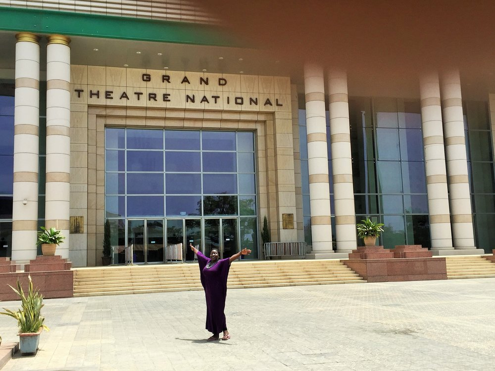 Grand Theatre National