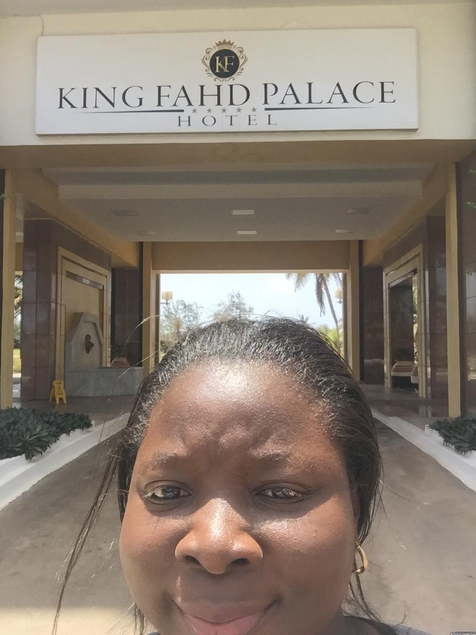 King Fahd Palace