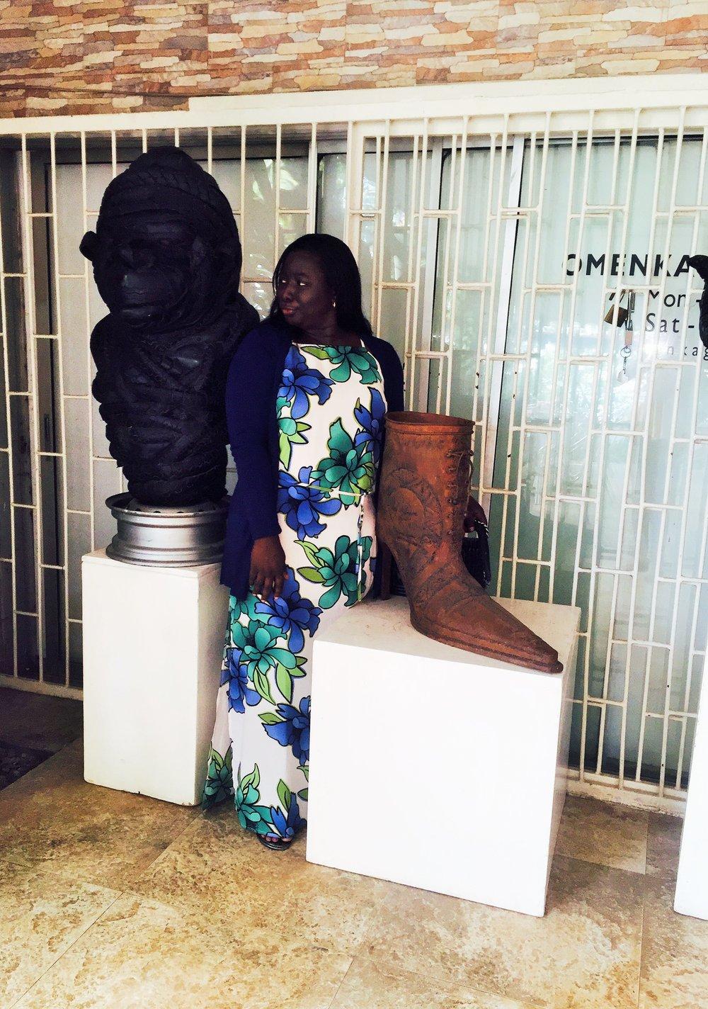 Omenka Art Gallery