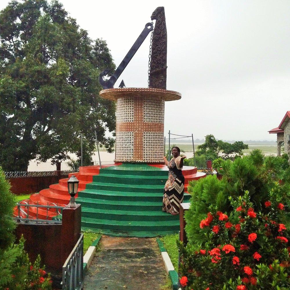 Landers brother anchorage monument | The Ajala Bug website