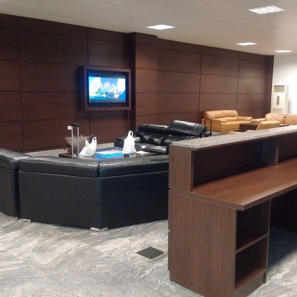 Premium lodge at Asaba Airport