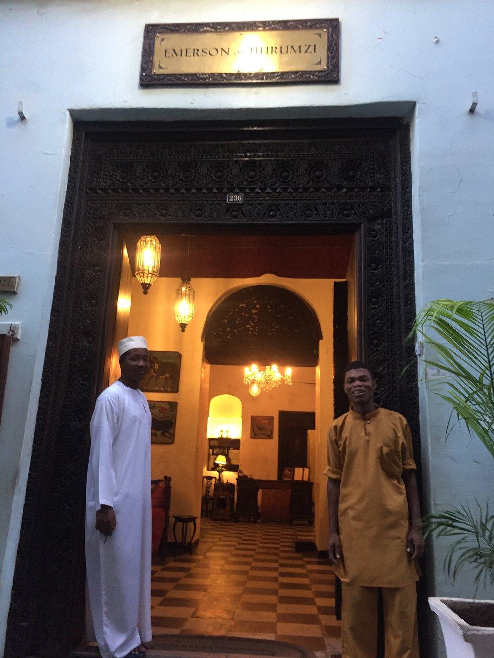 Emerson o Hurumzi Zanzibar | The Ajala Bug