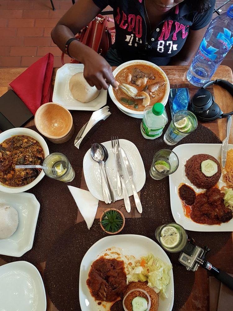 Buka restaurant