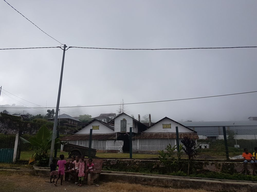 Monte Café, Trinadade