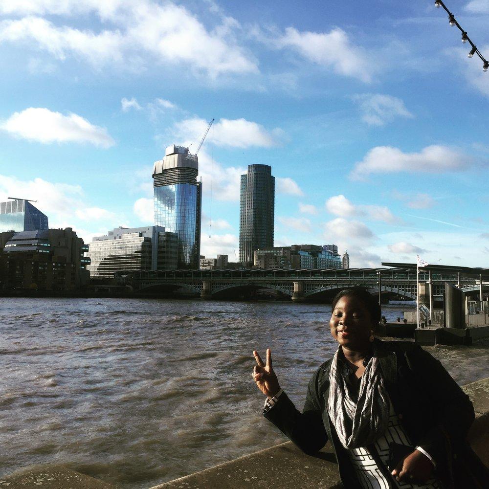Thames River | The Ajala Bug