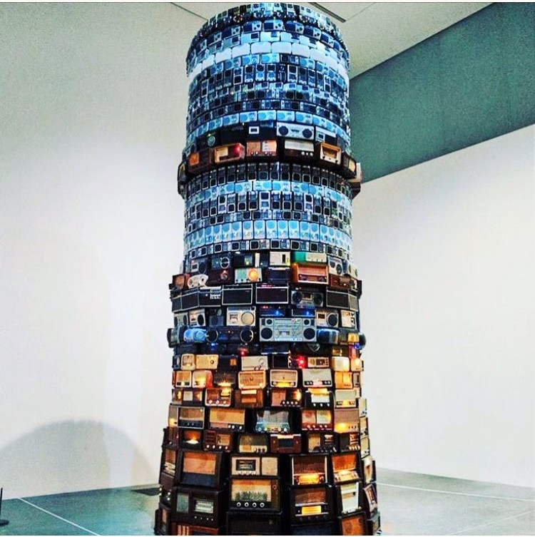 Babel by Cildo Merieles | The Ajala Bug