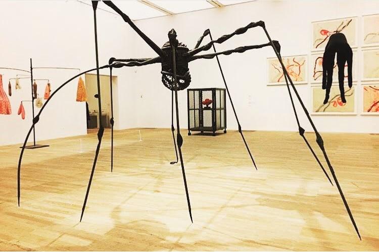 Louise Bourgeois | The Ajala Bug
