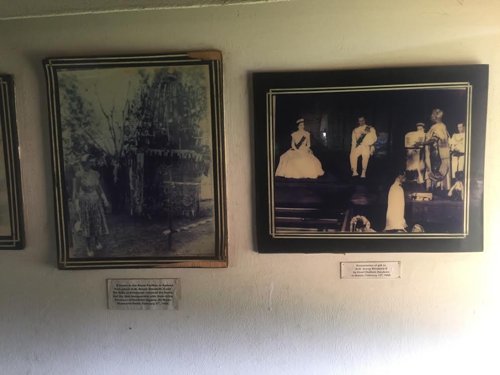 Museum of colonial history Lokoja