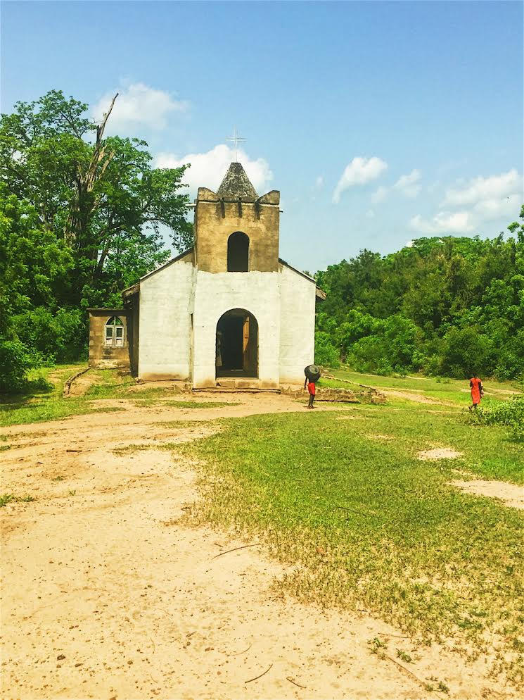 The first Anglican Church in Northern Nigeria