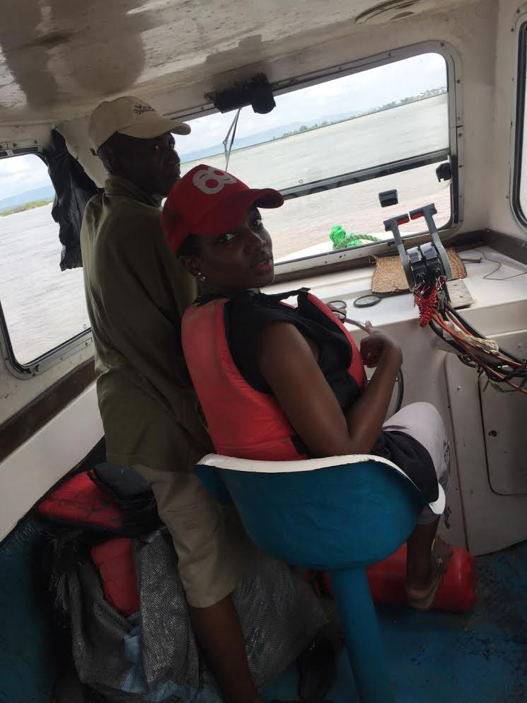 River Niger and Benue