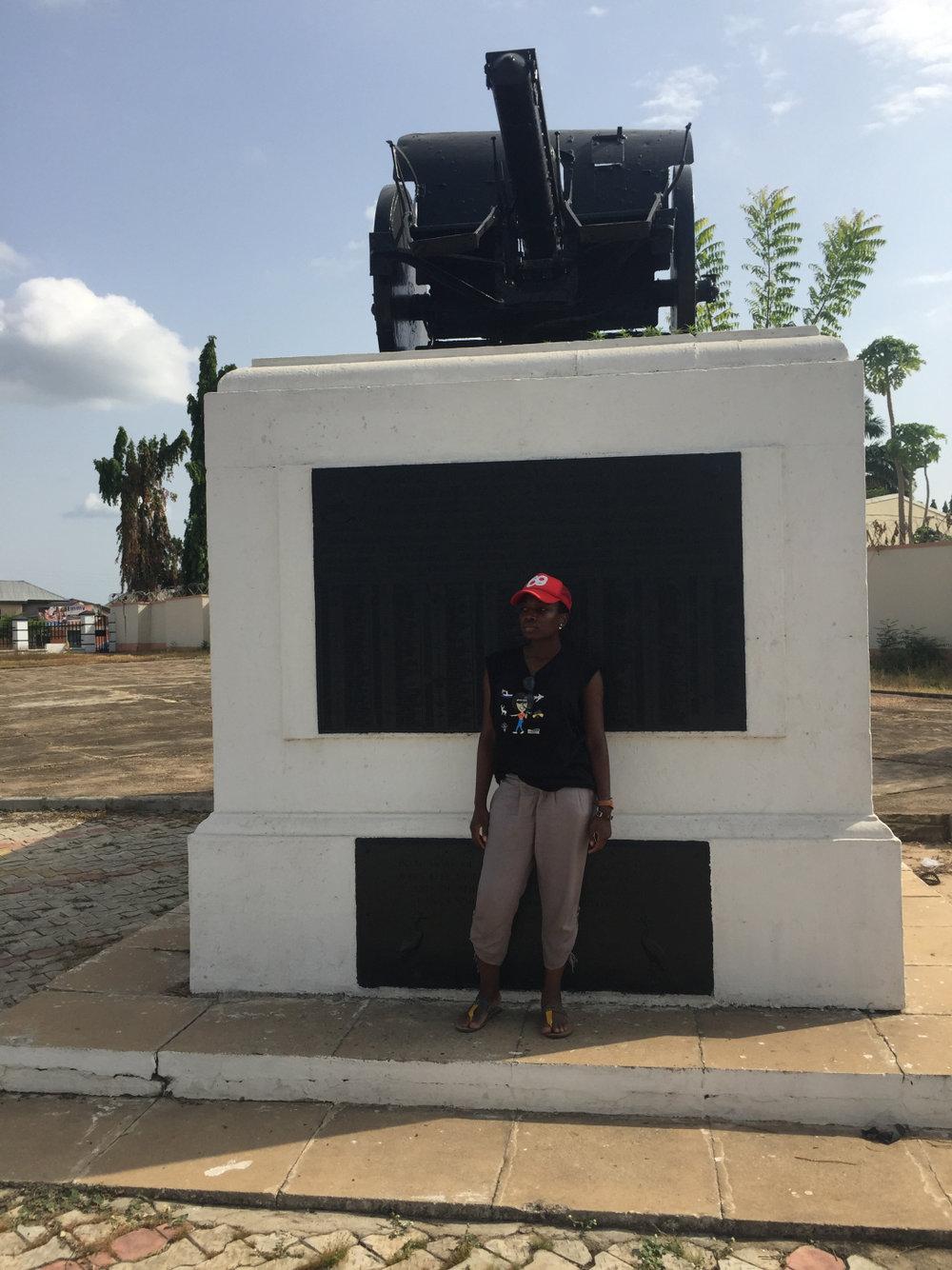 Unravelling Nigeria | Lokoja Cenotaph