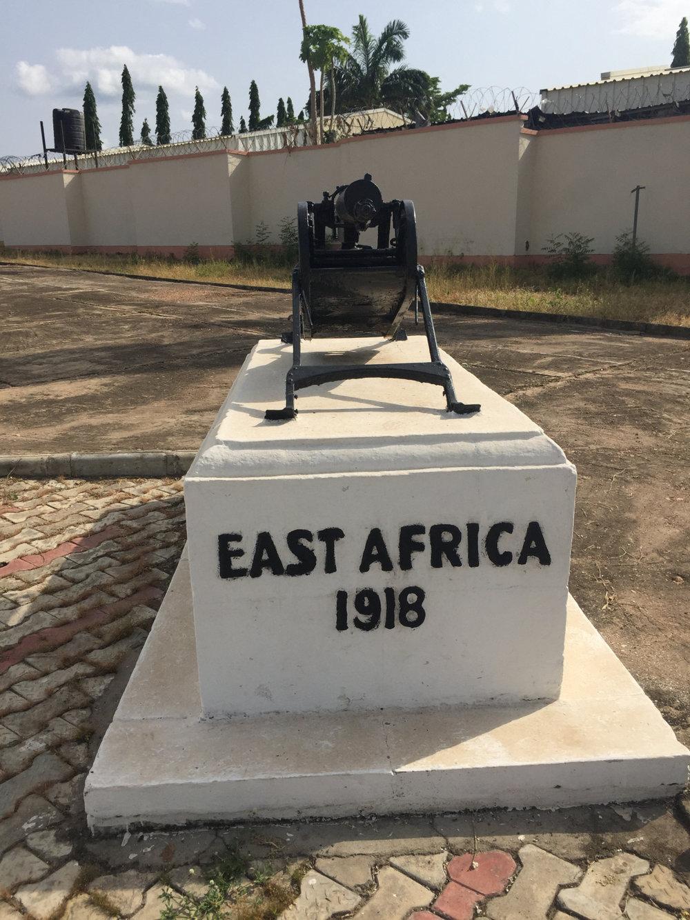 The world war Cenotaph, Lokoja