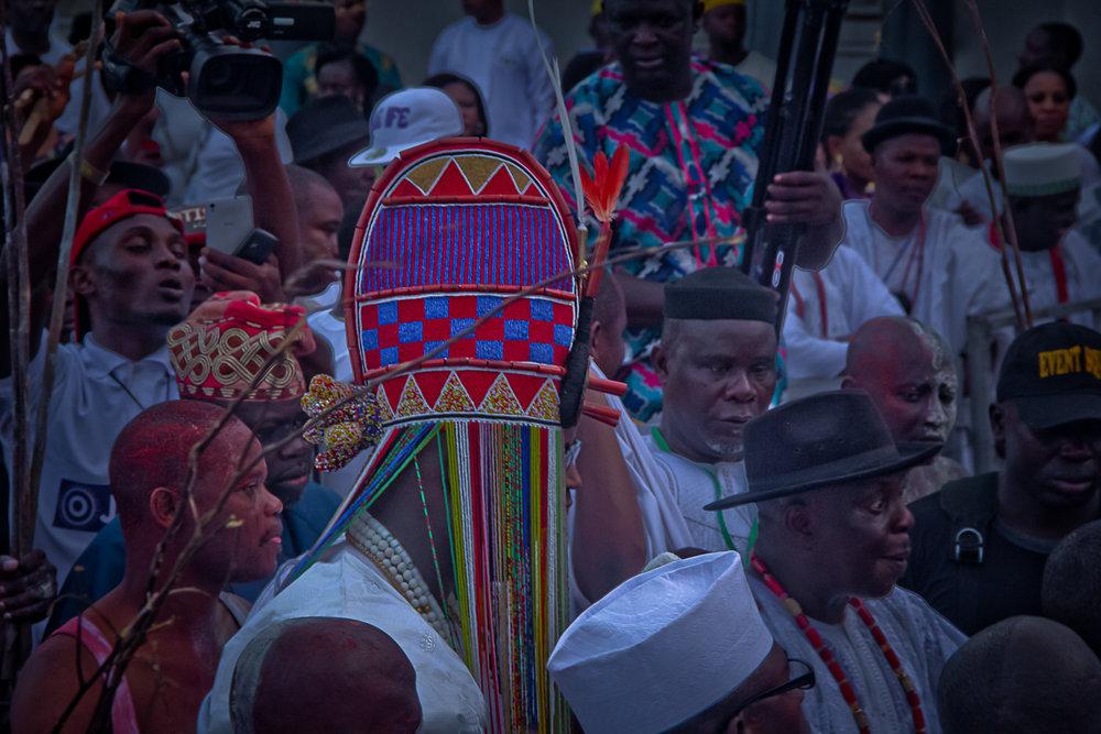 Funmi Ajala Travels | Olojo Festival