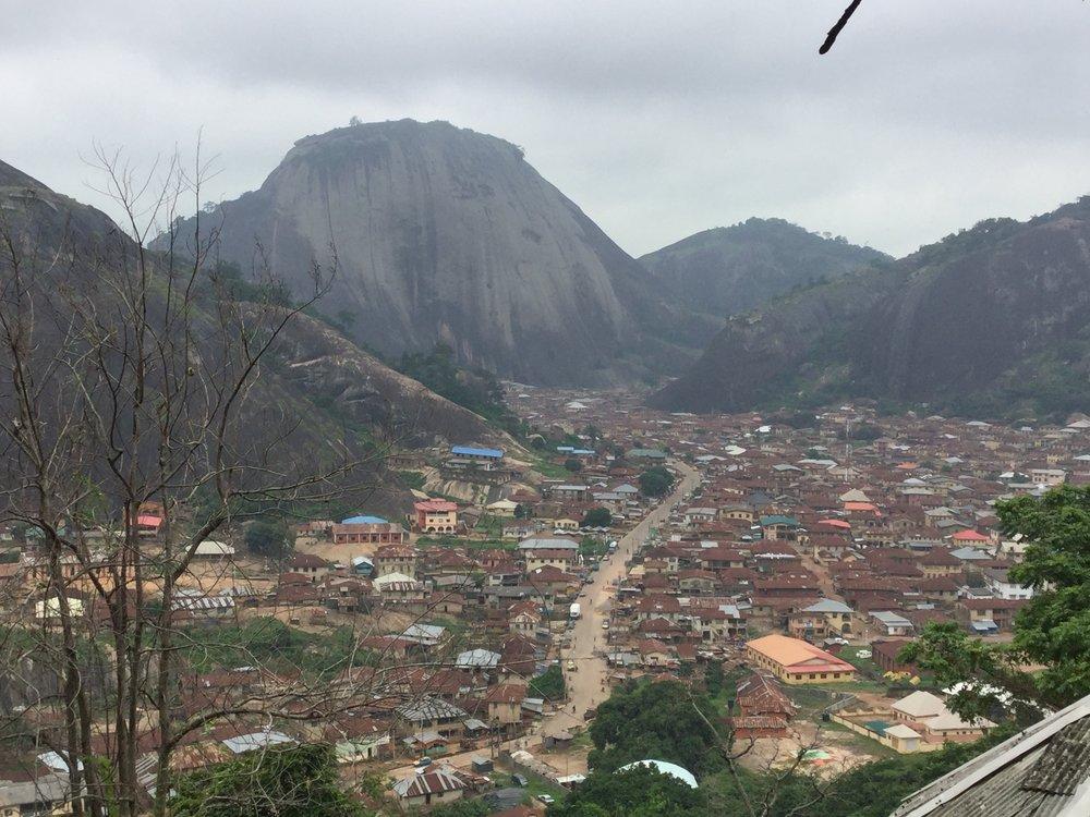 Funmi Ajala Travels |  OROSUN Festival