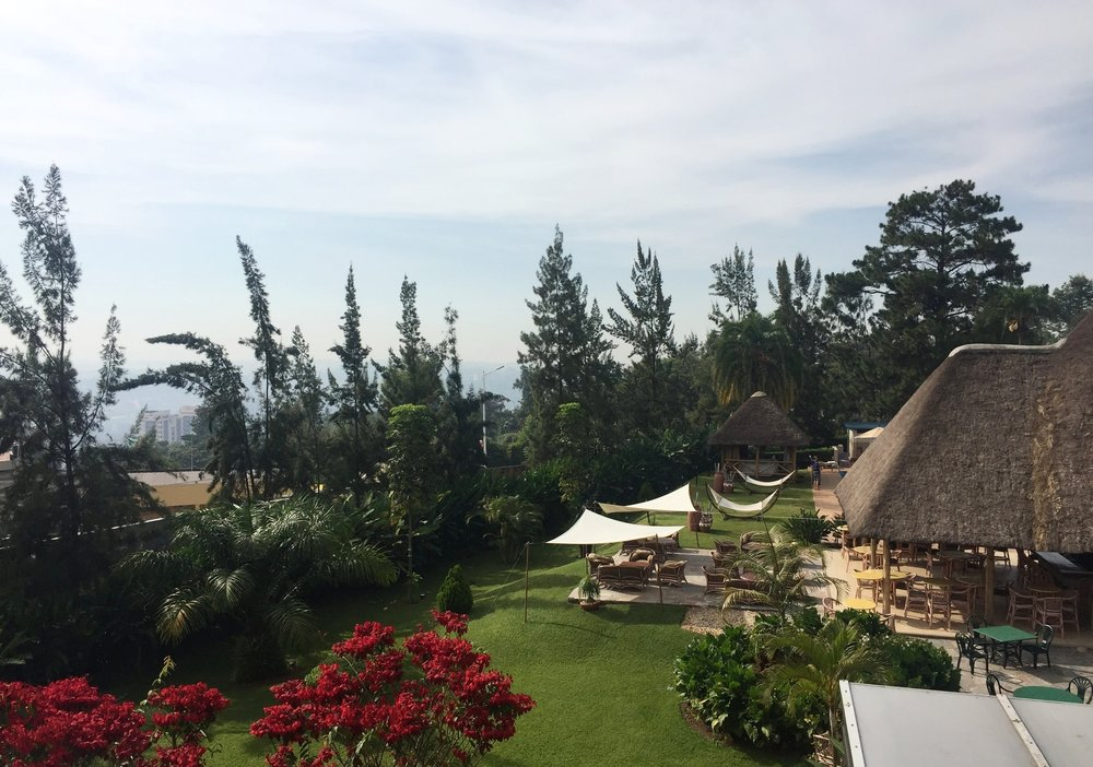 Hotel Rwanda | The Ajala Bug