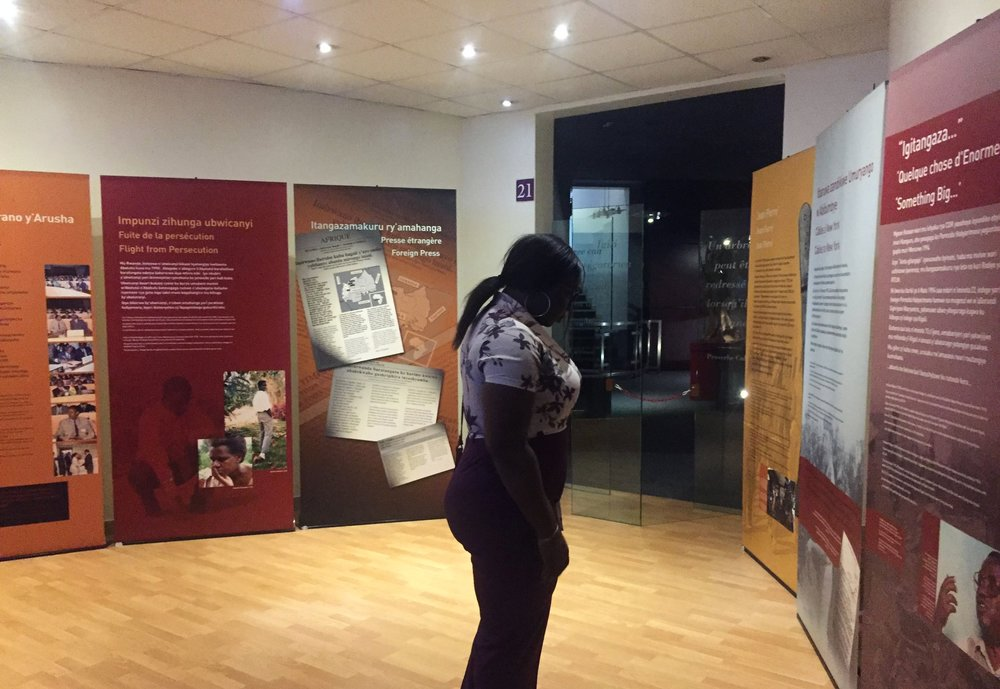 Kigali Memorial Centre | The Ajala Bug