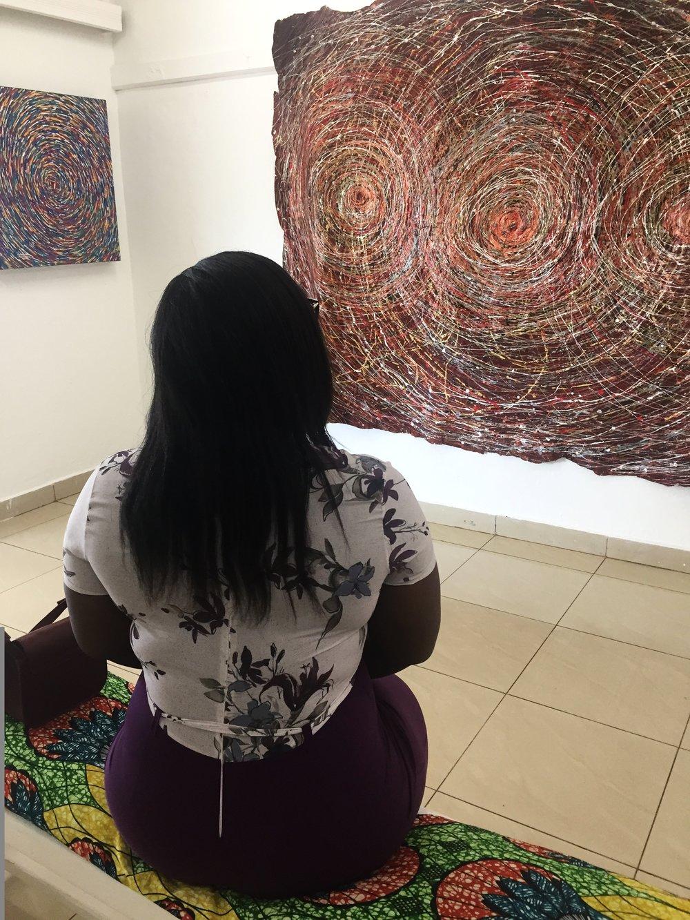 Inema Art Gallery | The Ajala Bug