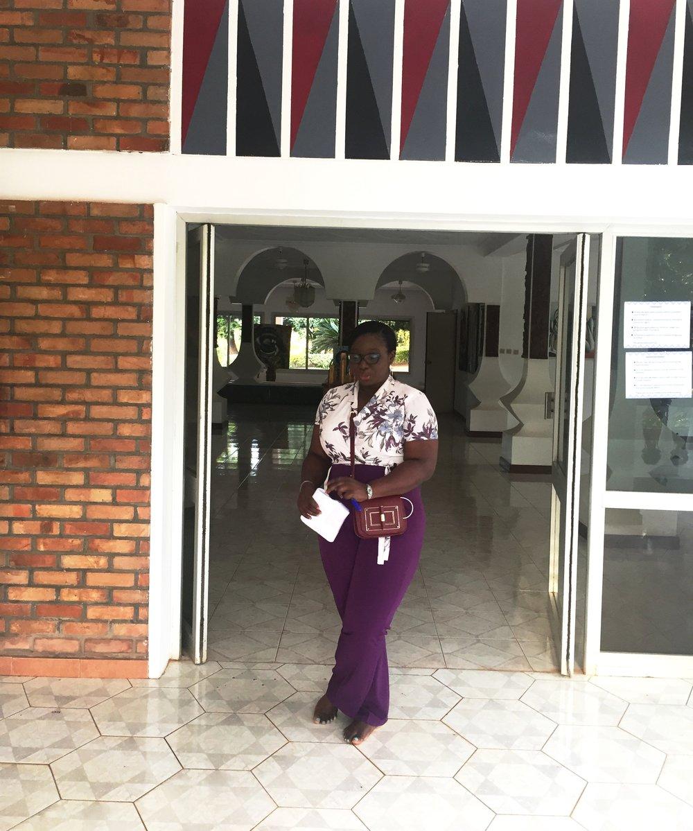 Presidential Palace Museum | The Ajala Bug