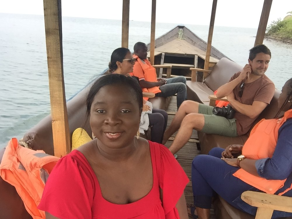Boat ride on Lake Kivu | The Ajala Bug