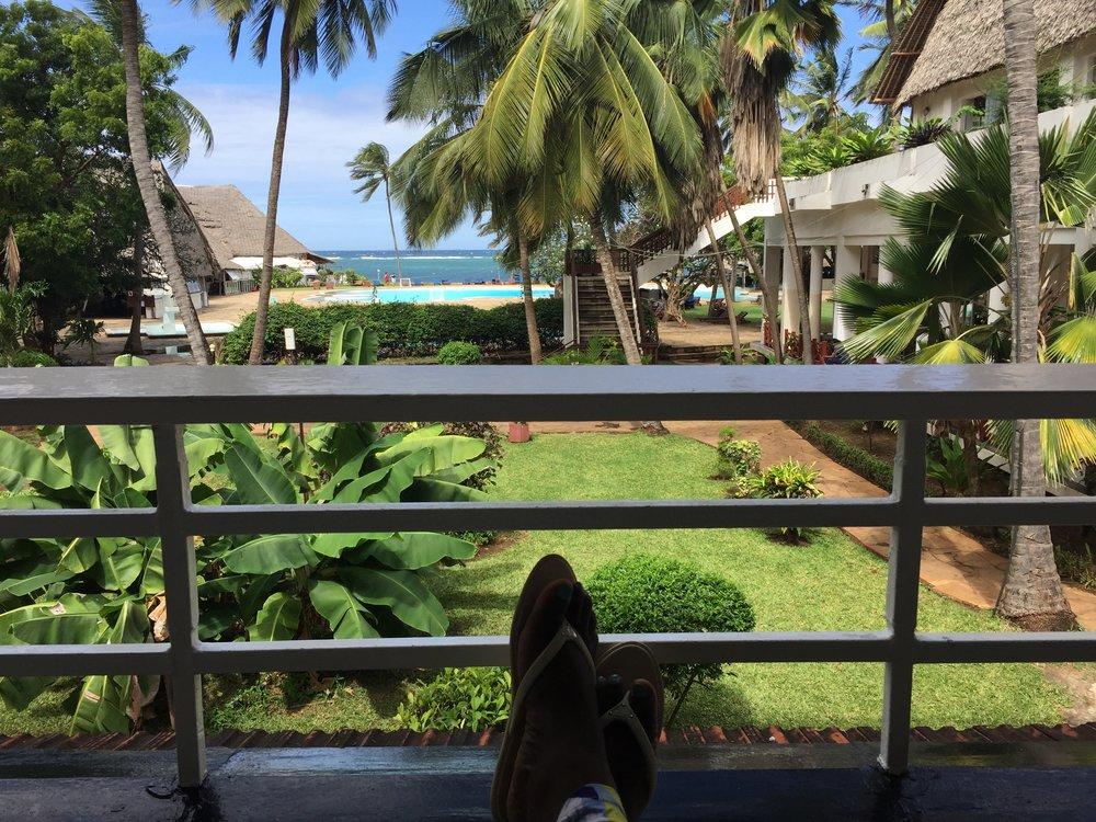 The reef hotel Mombasa | The Ajala Bug