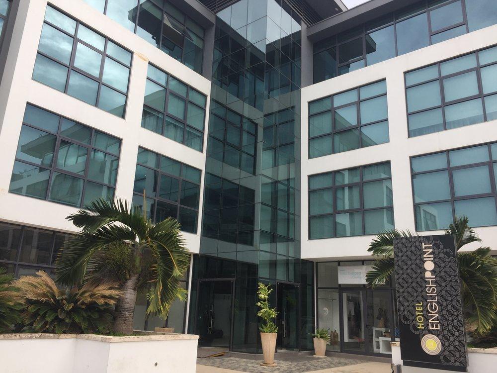 Hotel English Point Mombasa