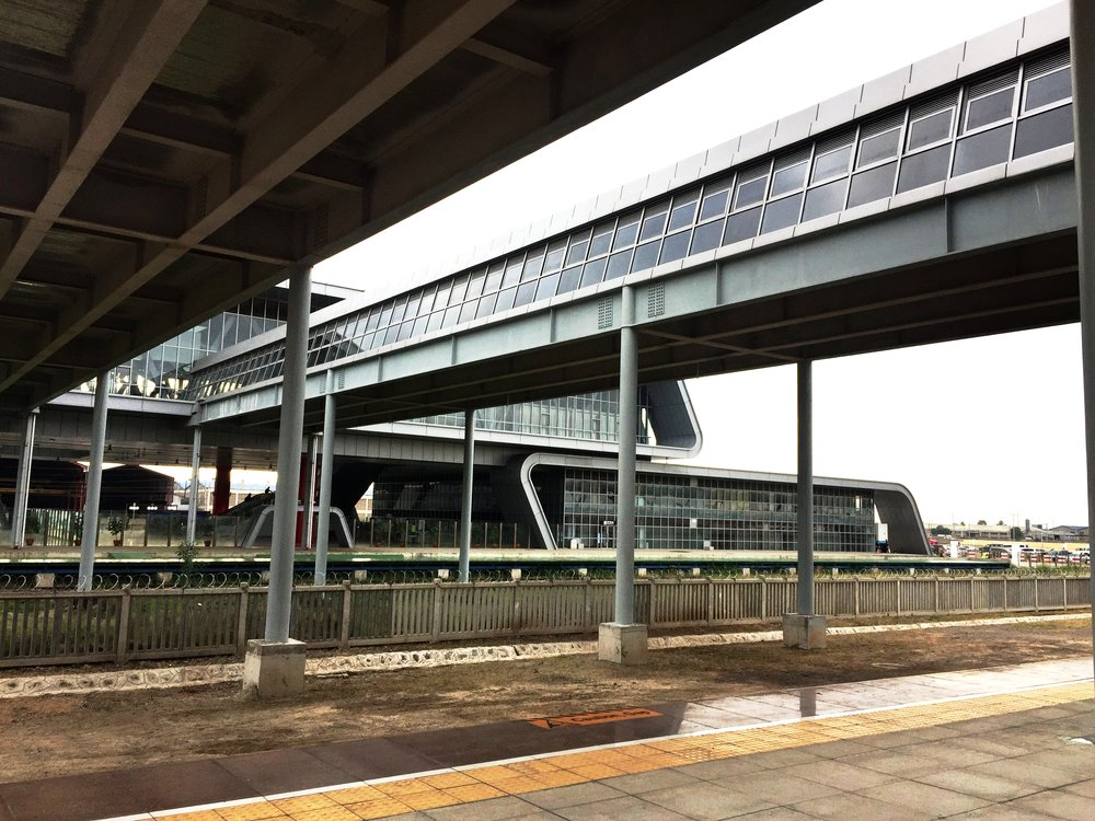 Nairobi Rail Station