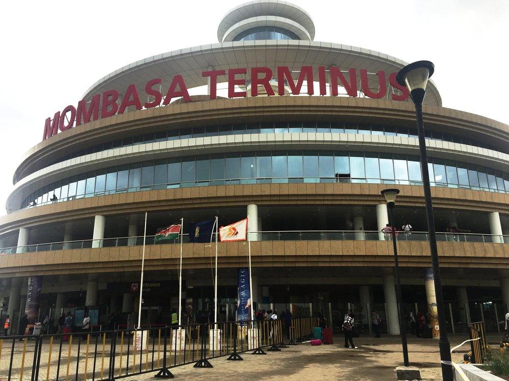 Mombasa Train Station | The Ajala Bug